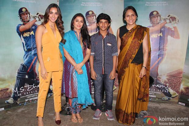 Kiara Advani, Bhumika Chawla and Other Star Cast spotted at Mehboob Studio
