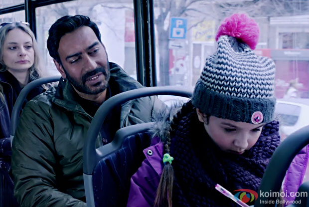 Shivaay First Dialogue Promo| Ajay Confesses Of Lying To Daughter