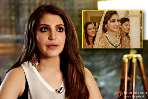 Shooting For Channa Mereya Was A Tough Task For Anushka Sharma