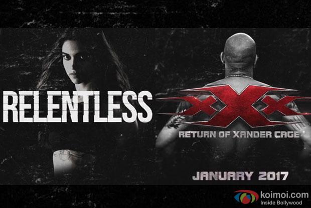 Watch: Deepika Padukone's 'Reckless' Serena In XXX Teaser