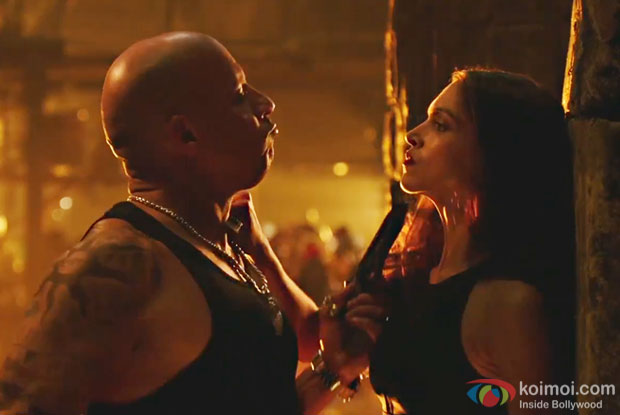 xXx: Return of Xander Cage Trailer   Deepika Padukone In Never Seen Before Avatar