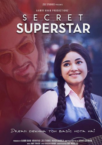Secret Superstar Full Movie Free Download HD Brrip