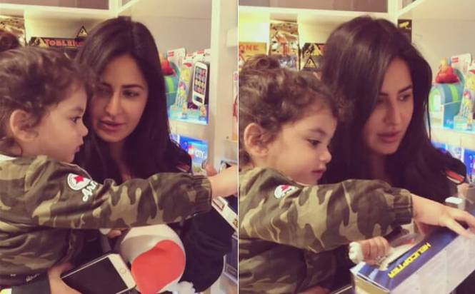 Cuteness Alert! This Video Of Katrina Kaif With A Baby Will Make Your Day