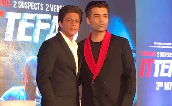 Wanted to be a part of 'Itteaq' as actor: Shah Rukh Khan