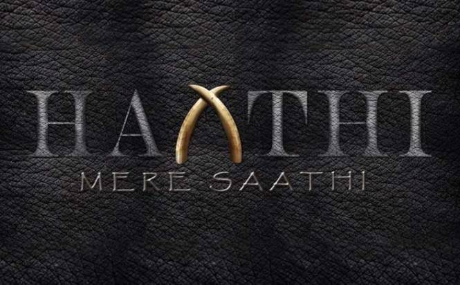 Rana Daggubati Gifts Us The Logo Of Haathi Mere Saathi On His Birthday