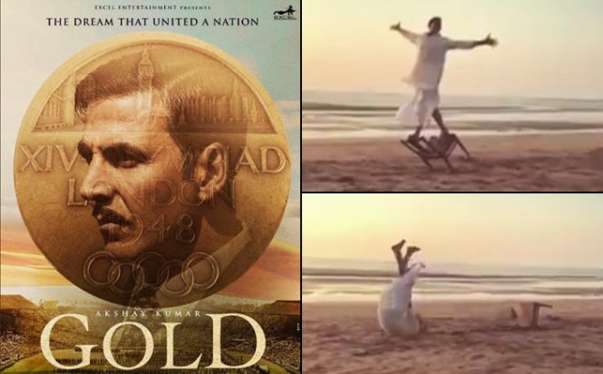 It's A Wrap Up For Akshay Kumar's Gold
