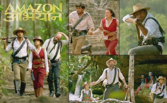 Amazon Obhijaan Trailer: Explore The Brilliance Of Nature On This Adventurous Ride