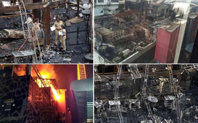 B-Town sad, shocked over Mumbai pub fire