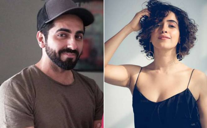 Dangal Fame Sanya Malhotra To Star Opposite Ayushmann Khurrana In Badhaai Ho