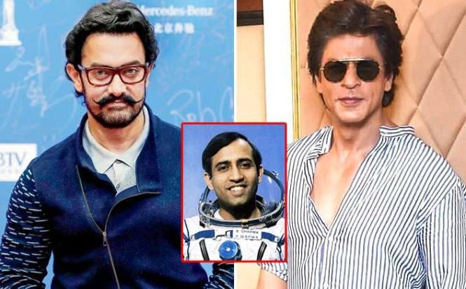 Shah Rukh Khan To Star In Rakesh Sharma's Biopic Instead Of Aamir; Reveals AskSRK Session