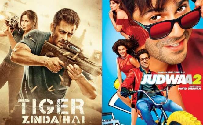 Tiger Zinda Hai Surpasses Varun Dhawan's Judwaa 2