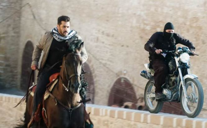 Tiger Zinda Hai 2nd Friday Box Office Collection Early Trends: Strong As A Bull At The Box Office