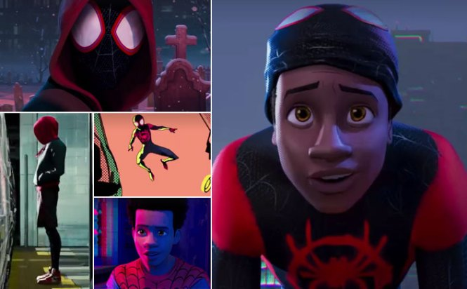 Trailer Alert! Get Ready For 'Spider-Man: Into The Spider-Verse'