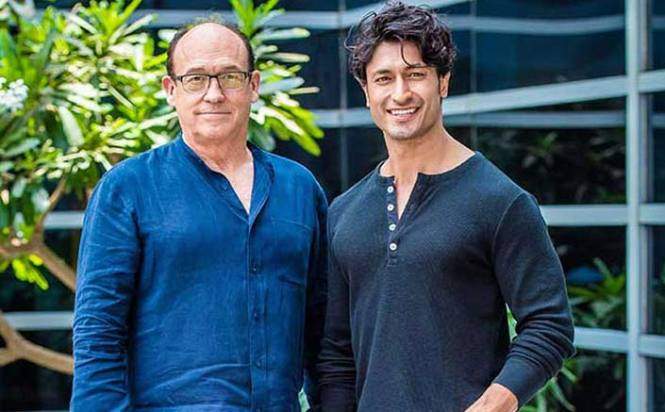 Vidyut Jammwal finds a unique co-star
