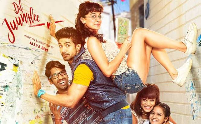 Pooja Entertainment's Dil Juunglee shifted to 9th March