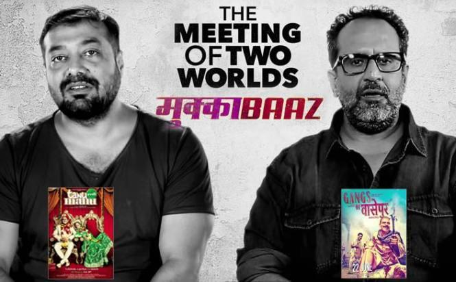 Mukkabaaz Video: Meet Anurag Kashyap & Aanand L Rai