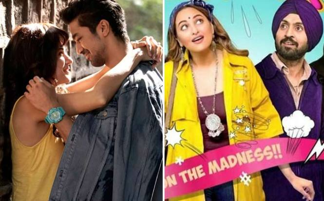 Dil Juunglee and Welcome To New York are back to back releases for the same producer