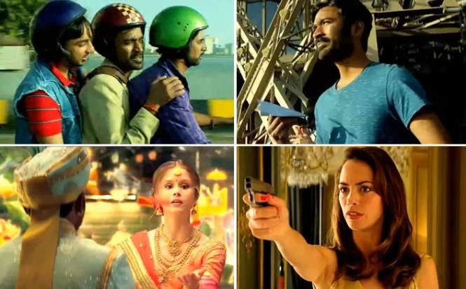 The Extraordinary Journey Of The Fakir Teaser: Dhanush Is Just Like All Of Us In A Foreign Land!