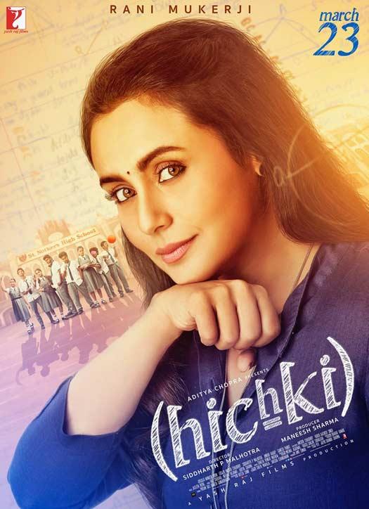 Hichki New Poster