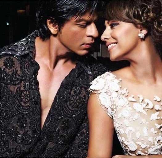 Gauri Khan and Shah Rukh khan