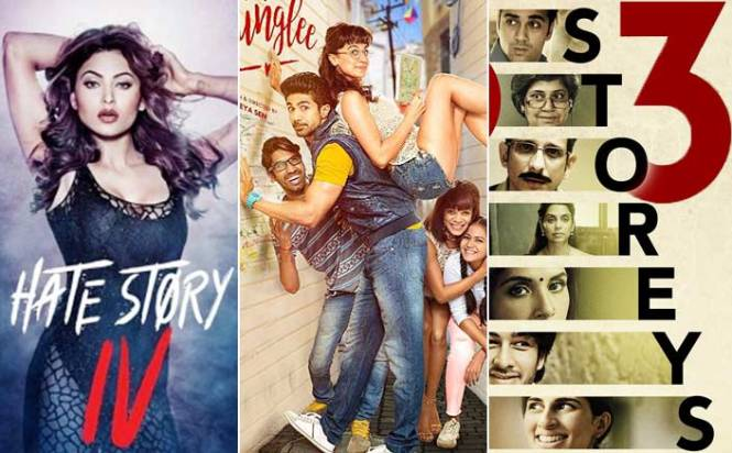 Morning Occupancy Update: Hate Story 4 Opens Decent, Dil Junglee Opens Low & 3 Storeys Stars Slow