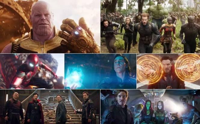 Trailer Of Marvel's Avengers: Infinity War