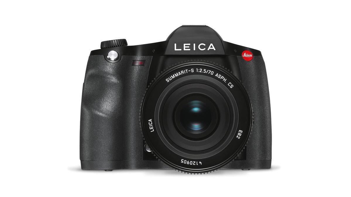 Fullsize Of Leica Digital Camera