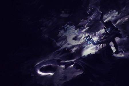 reaper soraka fan art