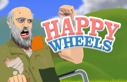 Jeux Jeux d action sur Miniclip com Happy Wheels