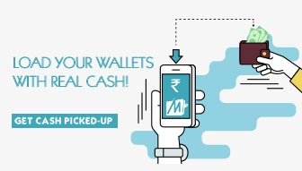 Mobikwik Rs.50 Cashback on Rs.2000 Deposit For First Time
