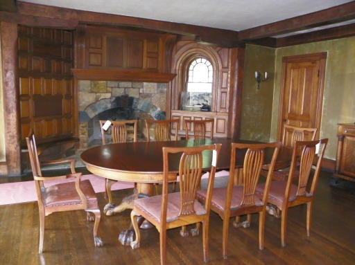Dining Room Shingle Style Charles G Loring House Beverly MA