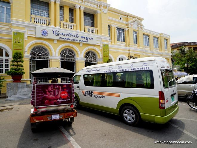 How to get to Kep from Phnom Penh
