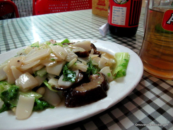 Chinese Noodle Restaurant Phnom Penh