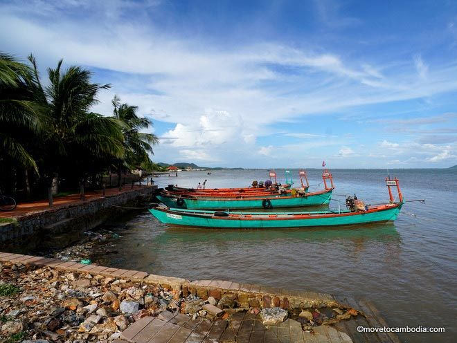 How to get to Kep