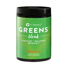 Greens Value Size  Orange