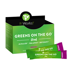 Greens on the Go  Berry - ON BACKORDER UNTIL 5/23/14
