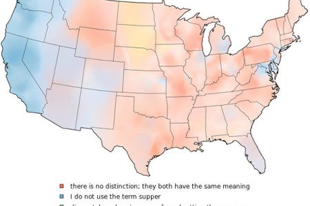 different dialects in the united states submited images