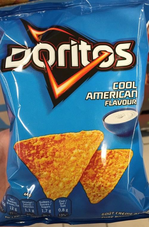 Medium Of Cool American Doritos