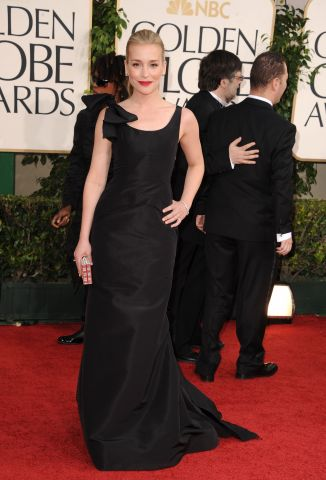 7icH Golden Globes: Piper Perabo Gorgeous In Oscar de la Renta %tag