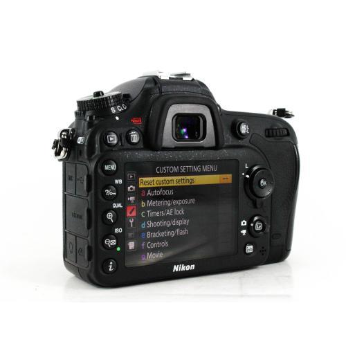 Medium Crop Of Nikon D7200 Price
