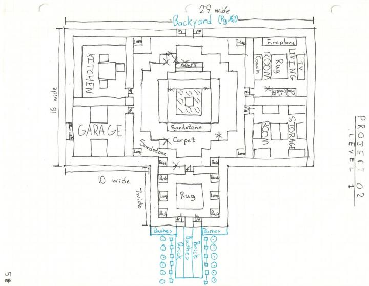 Minecraft House Blueprints Maker Free Design And