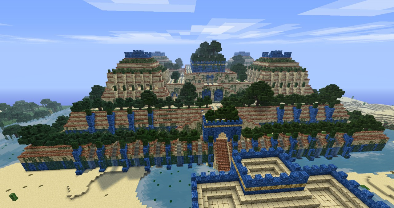Genuine Babylon Images Today Hanging Gardens Hanging Gardens Minecraft Project Hanging Gardens Babylon Images Now Hanging Gardens garden Hanging Gardens Images