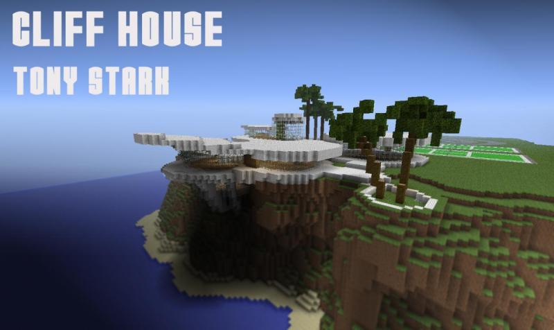 Large Of Tony Stark House