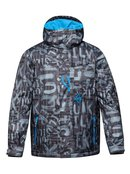 Mission Printed 10K - Snowboard jacket for Men - Quiksilver