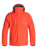 Mission Plain - Snowboard Jacket for Men - Quiksilver