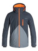 Mission Color Block - Snowboard Jacket for Men - Quiksilver