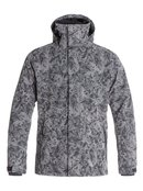 Mission Reflective Print - Snowboard Jacket for Men - Quiksilver