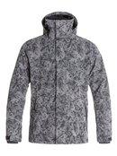 Mission Reflective Print - Snowboard Jacket for Men - Quiksilver