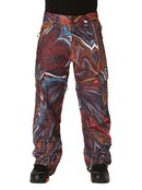 Travis Rice Porter 10K Printed Ins Pnt - Snowboard pants for Men - Quiksilver
