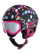 Misty Pack - Snowboard Helmet for Girls - Roxy